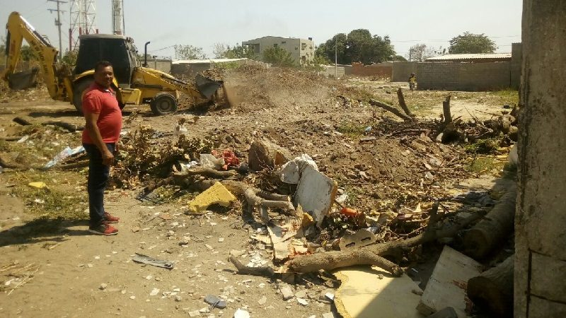 Erradican basureros cerca al aeropuerto, en el municipio de Malambo