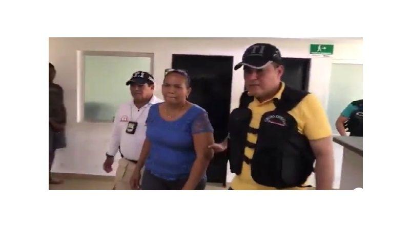 Esta es la mujer que alojó en su casa a los autores del atentado en Barranquilla