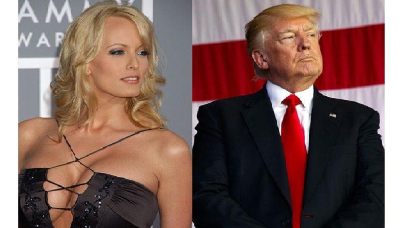 Estrella porno amenaza con contar detalles de su relación con Donald Trump