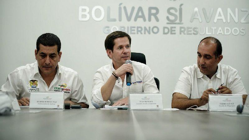 Fondo Adaptación anuncia $9.000 millones para proyectos productivos en el sur de Bolívar