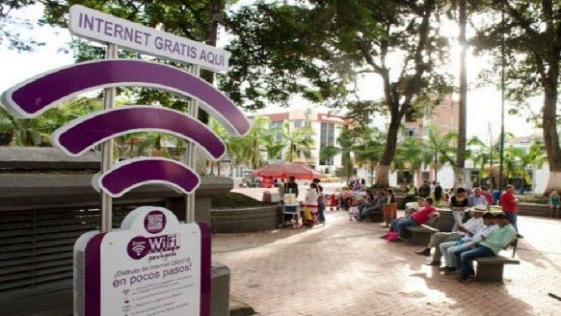 Garantizan funcionamiento de las Zonas WiFI Gratis hasta diciembre del 2018