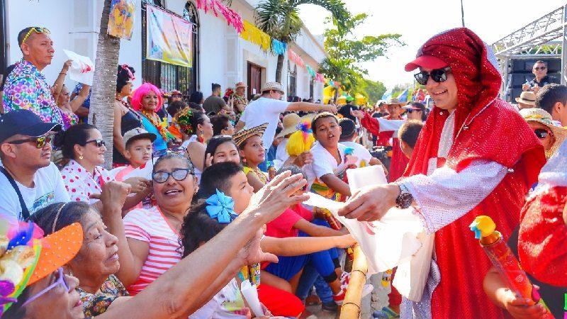 Gobernación refuerza Alerta Amarilla para Carnavales del Atlántico