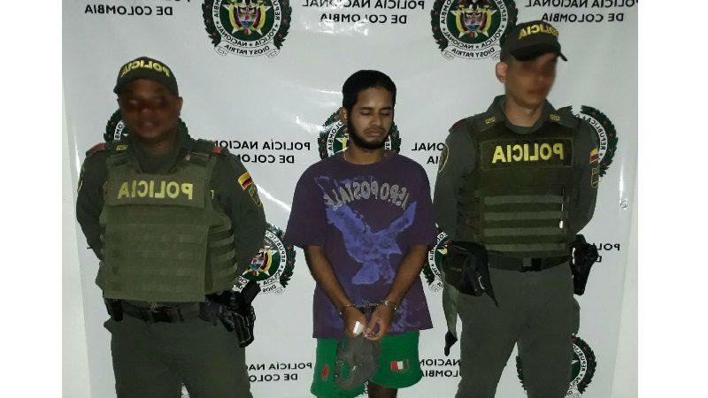 Hombre le dio una golpiza a su madre en el corregimiento de Arroyo de Piedra