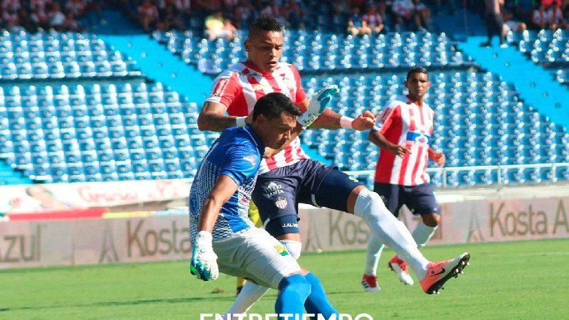 Junior inició con pie derecho, venció 1-0 al Bucaramanga