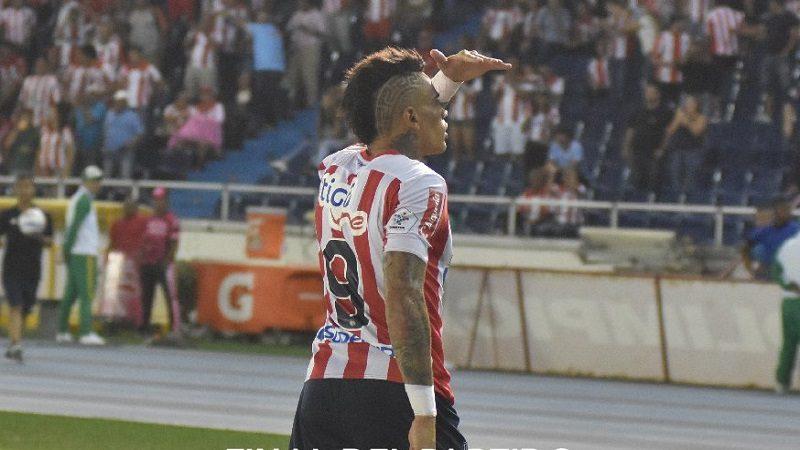 Junior venció 1-0 al Chicó en la quinta jornada de la Liga I - 2018