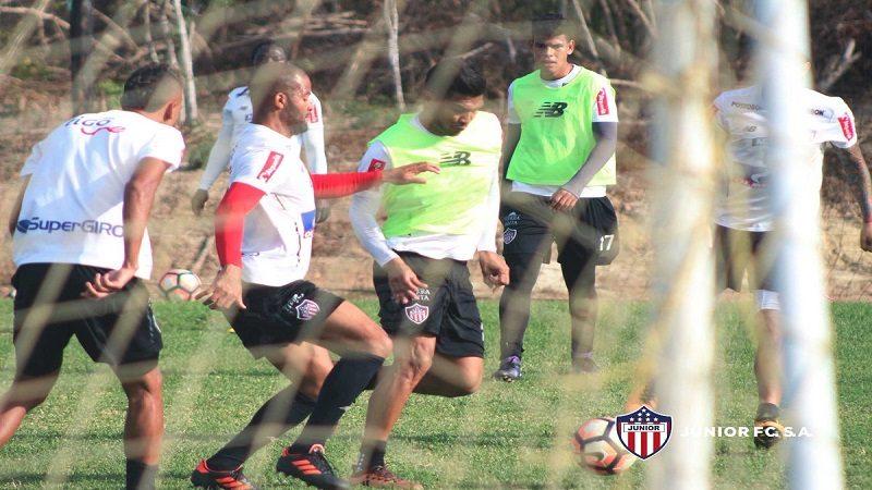 Junior viajó Paraguay para enfrentar al Guaraní por Copa Libertadores