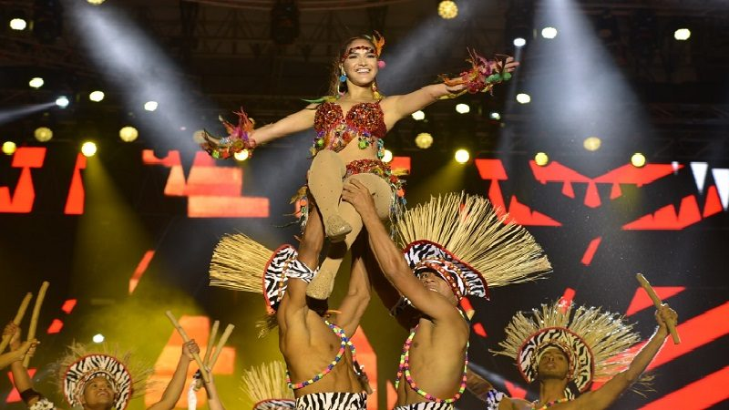 La Reina Valeria Abuchaibe llevará el Carnaval de Barranquilla a Miami
