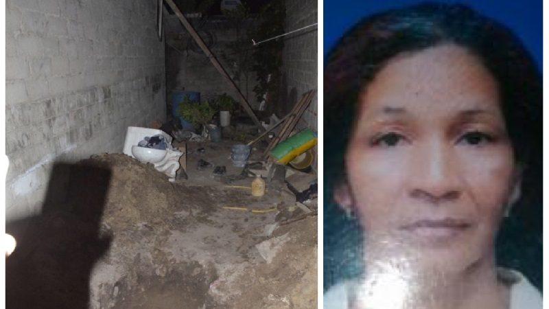 La matan y entierran en el patio de su casa, en el barrio Villa Paraíso