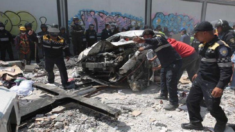 México declara emergencia por terremoto en 33 municipios