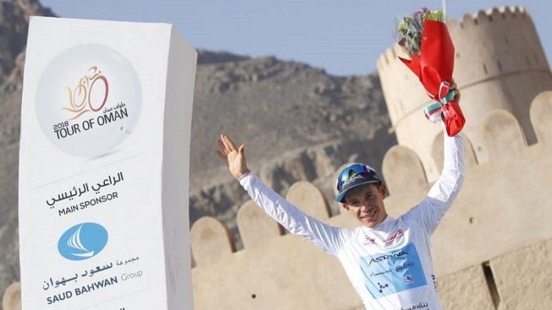 Miguel Ángel López se quedó con la etapa reina del Tour de Omán