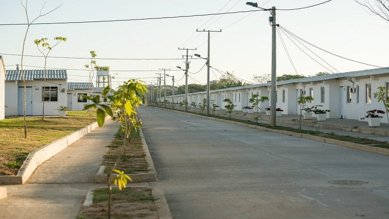 Monpóx estrena 665 viviendas adaptadas al cambio climático