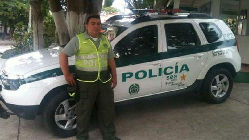 Murió otro Policía víctima del atentado a la Estación San José en Barranquilla