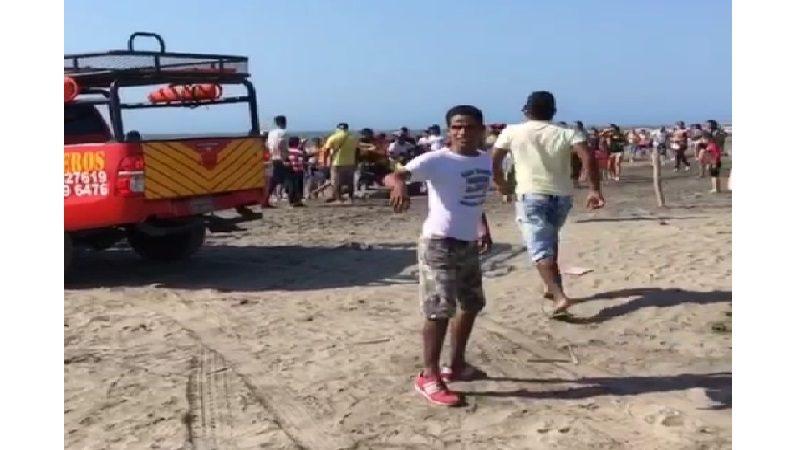 Niña de 8 años se ahogó en playas de Puerto Colombia, Atlántico