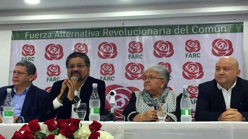Por amenazas, exguerrilleros de las Farc suspende rueda de prensa en Barranquilla