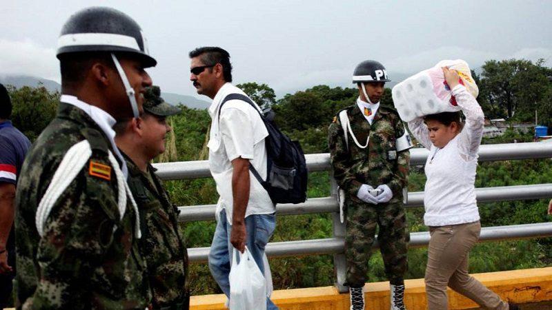 Refuerzan control a migración venezolana en Colombia