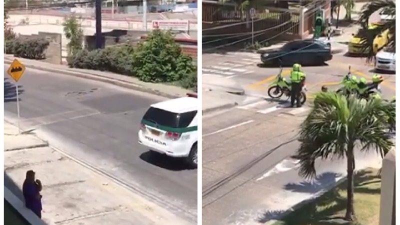 Reportan balacera en Altos de Riomar, norte de Barranquilla