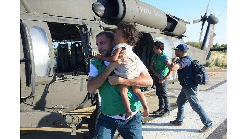 Rescatan a 5 niños indígenas de la Sierra Nevada de Santa Marta con graves problemas de salud