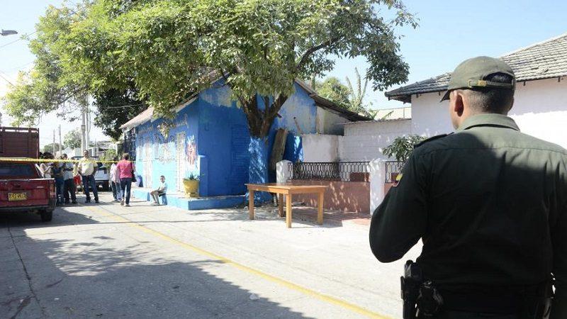 Tragedia familiar en Barrio Abajo, joven mató a su primo en medio de una riña