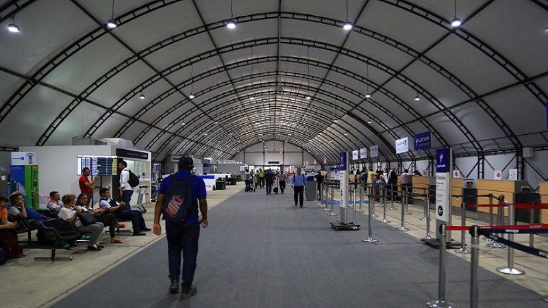 Aeropuerto Ernesto Cortissoz atiende a miles de viajeros en esta Semana Santa