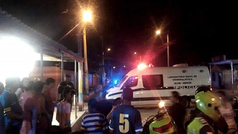 Asesinan a 'bicicochero' en el Centro de Barranquilla