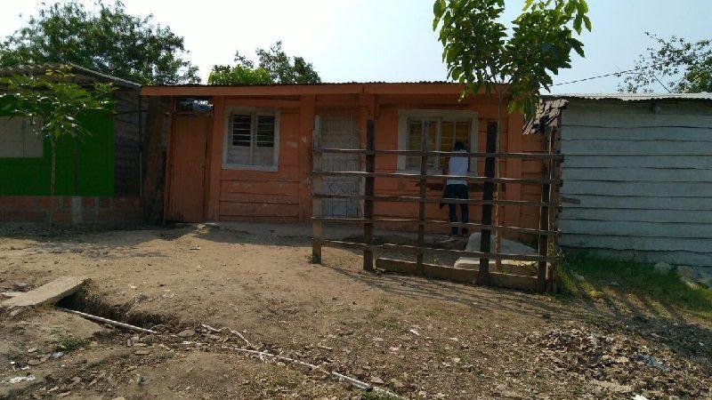 Bebé de 3 meses muere calcinando en su casa del barrio Me Quejo