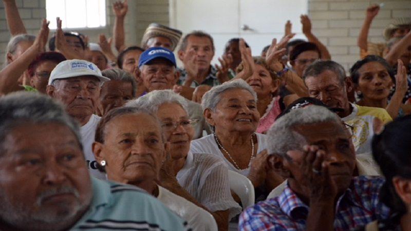 Buscan a más de 1.400 abuelos de Soledad que no han reclamado el subsidio de Colombia Mayor