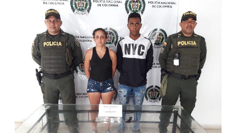 Capturan a pareja que iba a vender cocaína en el Festival de la Ciruela de Campeche