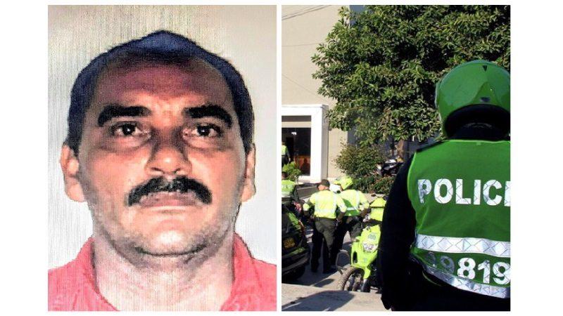 Capturan en Malambo a Nilson Mier, otro de los implicados en atentado terrorista