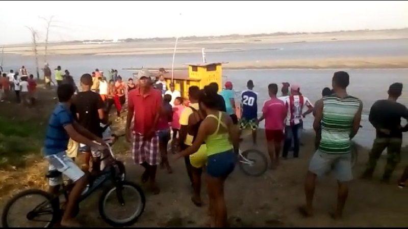 Desaparecen dos personas cuando se bañaban en el rio, en Suan - Atlántico