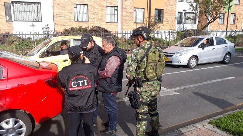 Detención dimiciliaria para Luis Alirio Mora, presunto testaferro de las Farc