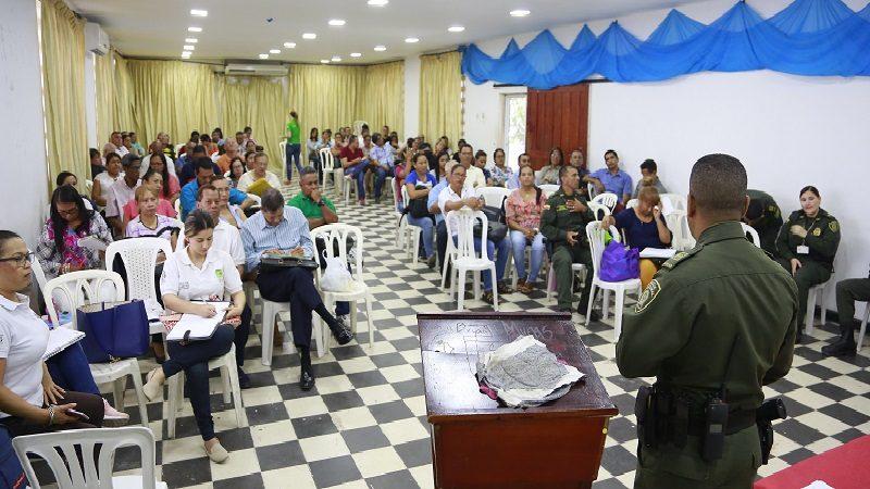 Distrito refuerza seguridad en entornos de instituciones educativas