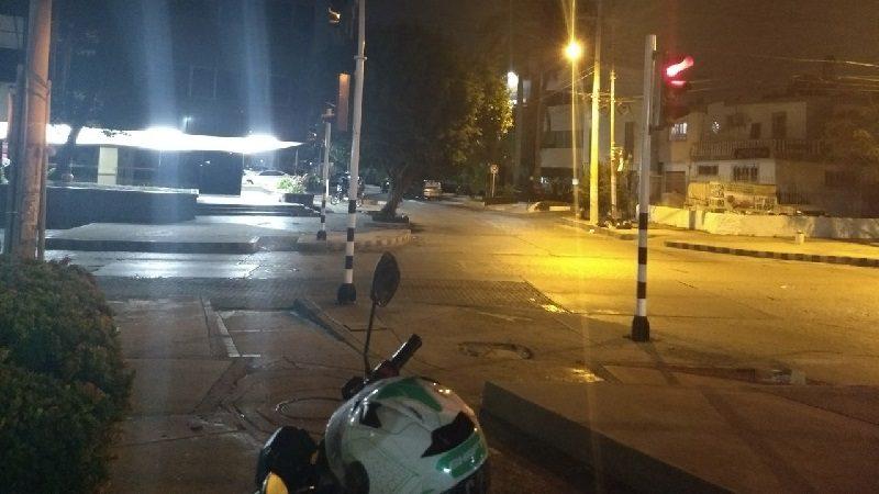 Hombres armados roban revólveres y pistola en empresa de vigilancia en Barranquilla