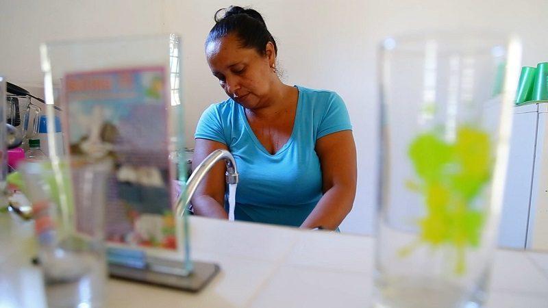 Intervienen 390 casas en el barrio El Bosque, con programa de Mejoramiento de Vivienda