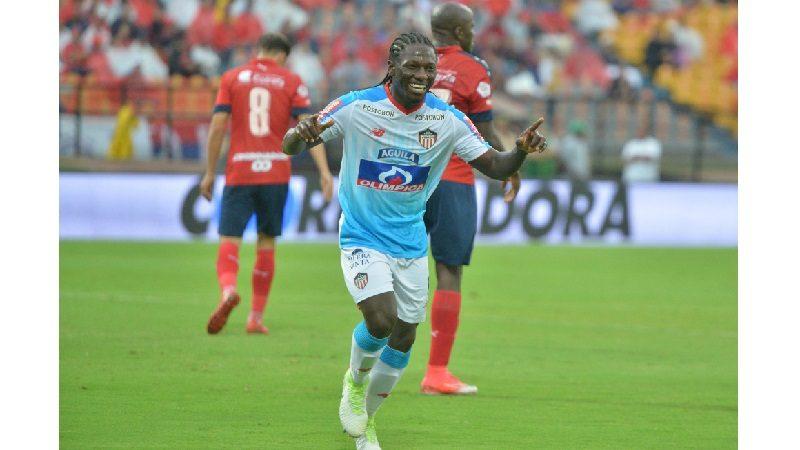 Júnior derrotó 2-1 al Medellín en el Atanasio Girardot