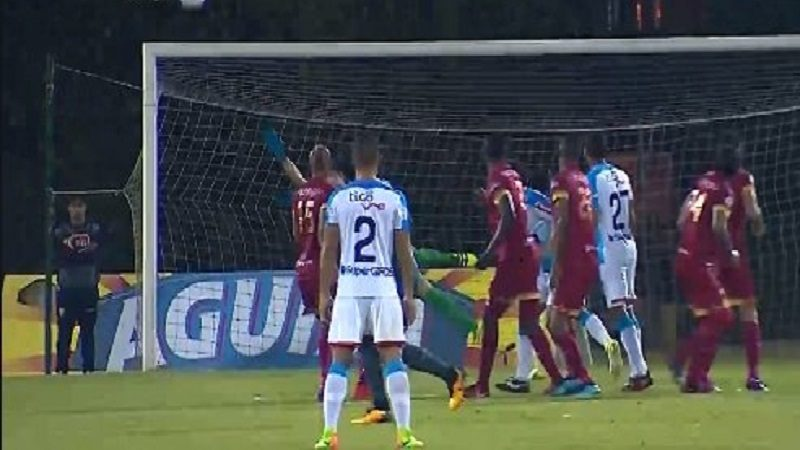 Junior de visitante igualó 0-0 con Rionegro