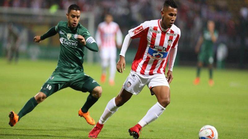 Junior empató 0-0 con Equidad, en Bogotá