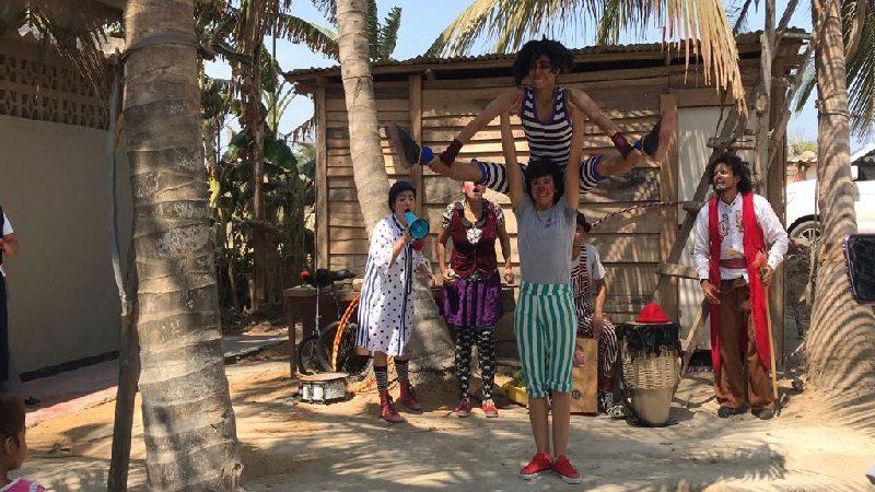La Galería Plaza de la Paz abre convocatoria gratuita para formación de payasos