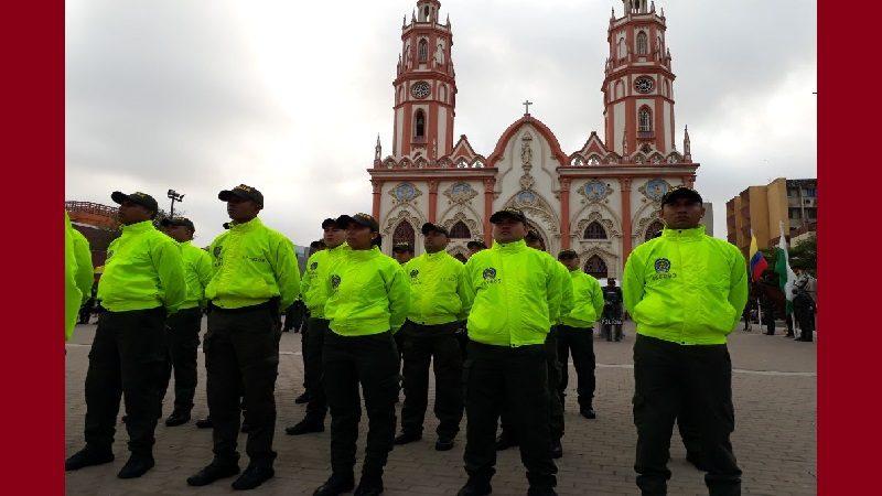 Más de 1.200 policías custodiarán a Barranquilla en Semana Santa