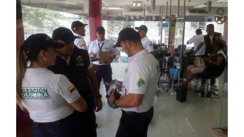 Migración Colombia adopta medidas por elecciones del 11 de marzo
