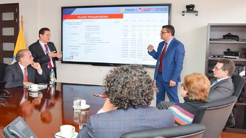 MinSalud estudia plan de salvamento del Cari que presentó Verano