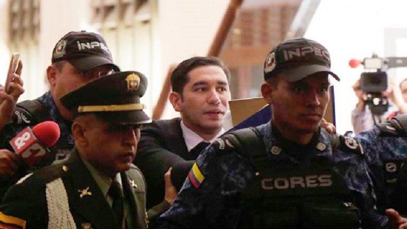 Minjusticia confirma extradición a Estados Unidos de Luis Gustavo Moreno y Leonardo Luis Pinilla