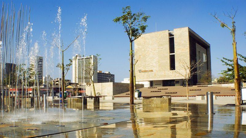 Museo del Caribe adelanta mantenimiento de sus instalaciones