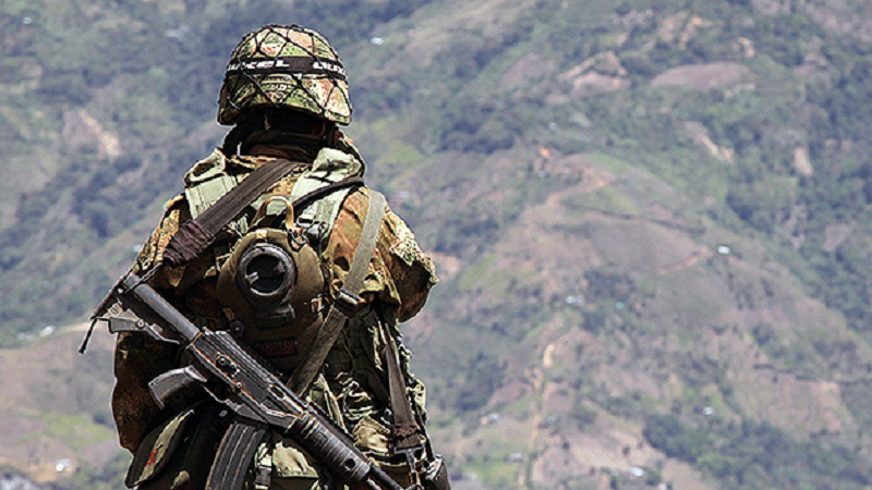 Operativos del Ejército dejan 8 ocho disidentes de Farc muertos