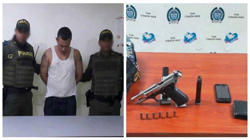 Policía captura a cuatro personas por atracos en Barranquilla