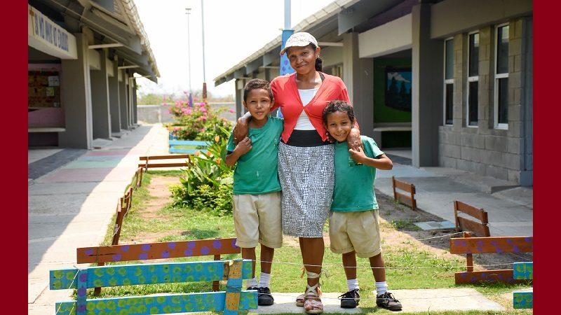 Programa 'Trabajando por los Niños' beneficia a 80 menores en Barranquilla