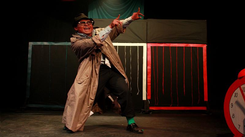 Talento teatral barranquillero se toma las 'tablas' en Paraguay