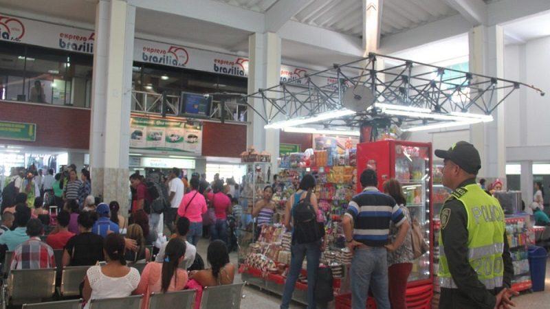 Terminal de Transportes tiene listo su plan de contingencia para Semana Santa