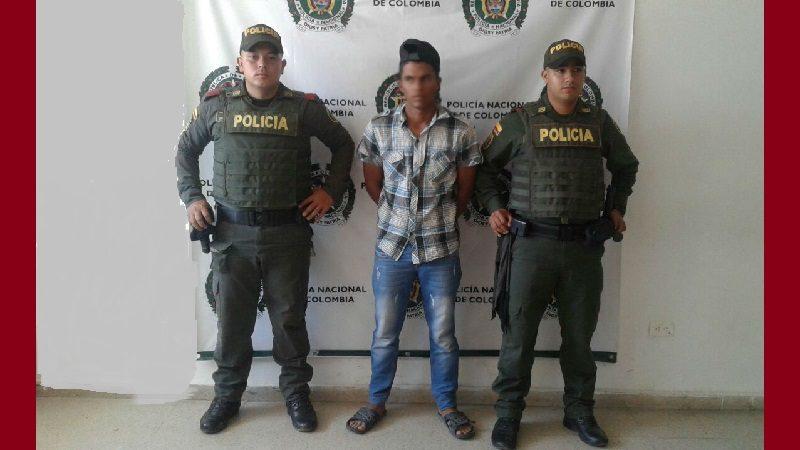 Un herido y un capturado deja riña entre vecinos en Luruaco