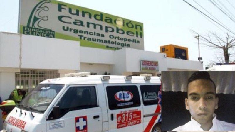 Un muerto y un herido deja choque de motos en Malambo