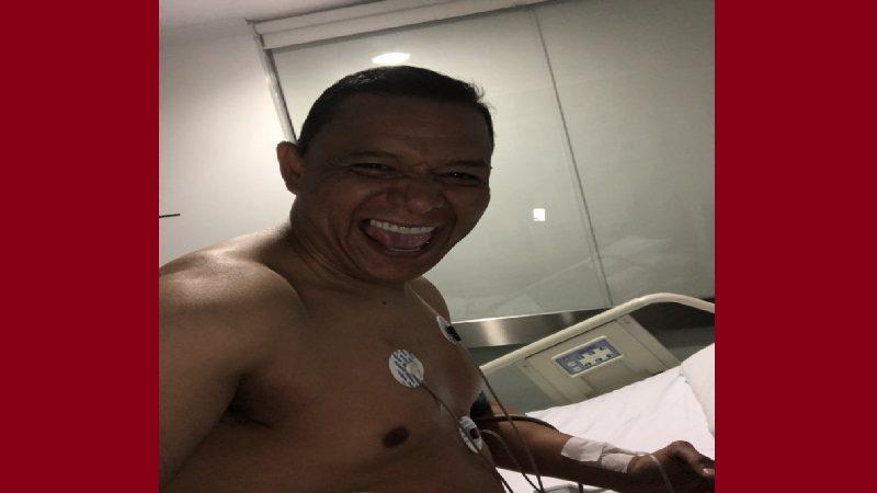Valenciano se recupera tras ser operado del corazón, en Bogotá